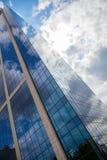 Современные здания корпоративного бизнеса архитектуры Стоковая Фотография