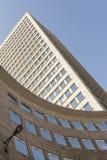 Современные здания в Брюсселе стоковые изображения rf