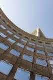 Современные здания в Брюсселе стоковое изображение