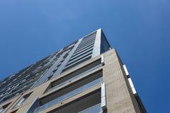 Современные здания кондо в городском Монреале Стоковое Изображение RF