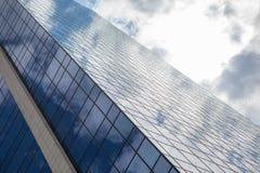 Современные здания корпоративного бизнеса архитектуры Стоковые Изображения RF