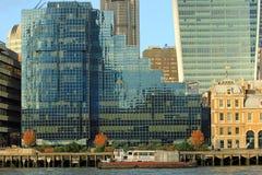 Современные здания, Лондон Стоковое Изображение