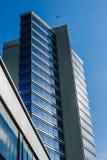 Современные здания на предпосылке голубого неба Стоковое фото RF