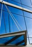Современные здания на предпосылке голубого неба Стоковая Фотография RF