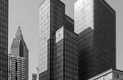 Современные небоскребы Стоковая Фотография RF