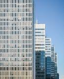 Современные офисные здания в городе Стокгольма стоковая фотография
