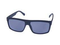 Современные солнечные очки моды на белой предпосылке Стоковая Фотография