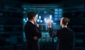 Современные технологии в пользе Стоковая Фотография