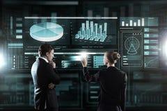 Современные технологии в пользе Стоковое Фото