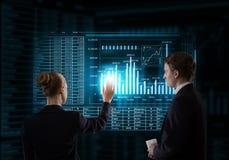Современные технологии в пользе Стоковые Изображения