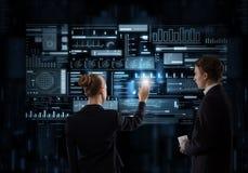 Современные технологии в пользе Стоковое фото RF