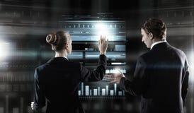 Современные технологии в пользе Стоковая Фотография RF