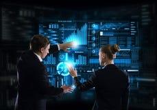 Современные технологии в пользе Стоковые Изображения RF