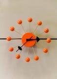 Современные часы Стоковое Фото