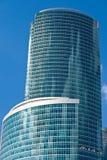 Современные scyscrapers стоковая фотография