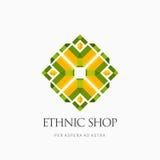 Современный абстрактный дизайн логотипа или элемента Самое лучшее для идентичности и логотипов Стоковые Фото