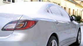 Современный автомобиль Стоковое Изображение RF