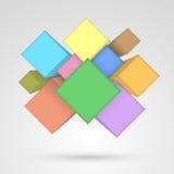 Современный вектор infographic, концепции дела или шаблон веб-дизайна Стоковое фото RF