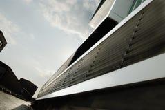 Современный внешний дизайн Современная архитектура в Гамбурге, Ge стоковые фотографии rf