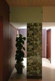 Современный внутренний коридор стоковое изображение rf