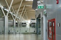 Современный вокзал в Таиланде стоковая фотография rf