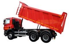 Современный грузовик стоковые изображения rf