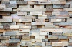 современный деревянный блок Стоковое фото RF