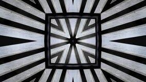Современный дизайн деревянной структуры иллюстрация штока