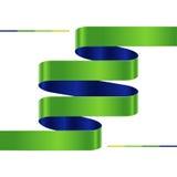 Современный зигзаг infographic, шаблон бумажной прокладки шагов. Стоковое фото RF