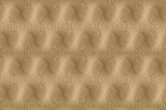 Современный золотой фон Стоковое Фото