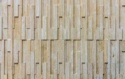 Современный дизайн каменной стены Стоковое фото RF