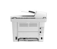 Современный изолированный принтер офиса стиля Стоковое Изображение RF