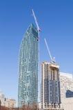 Современный кондоминиум в Торонто стоковые фото