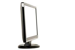 Современный монитор LCD Стоковые Фотографии RF