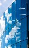 Современный офис здания конструкции архитектуры Стоковое Изображение RF