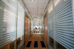 Современный офис стоковое изображение rf