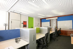 Современный офис Стоковое фото RF