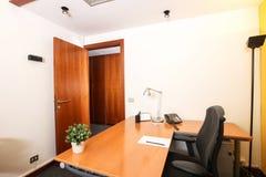 Современный офис Стоковое Изображение