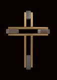 Современный перекрестный значок иллюстрация штока