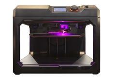 Современный принтер 3D Стоковое фото RF