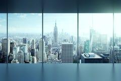 Современный пустой интерьер офиса Стоковое Фото