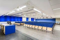 Современный путь запроектировать лекционный зал Стоковое Фото
