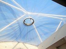 Современный раздел окна потолка крыши Стоковое фото RF