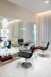 Современный салон красоты Стоковое Фото