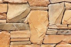 Современный сляб, намечает предпосылку каменной стены текстура каменной стены и Стоковые Изображения