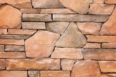 Современный сляб, стена предкрылка каменная Стоковое фото RF