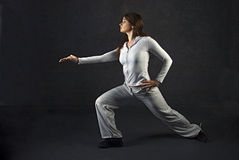 Современный танцор Стоковые Фото
