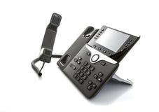 Современный телефон IP офиса Стоковые Фотографии RF