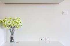 Современный украшенный интерьер Стоковое Изображение RF
