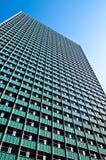 Современный фасад здания Стоковое Изображение RF